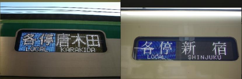 Tren Local Tokyo