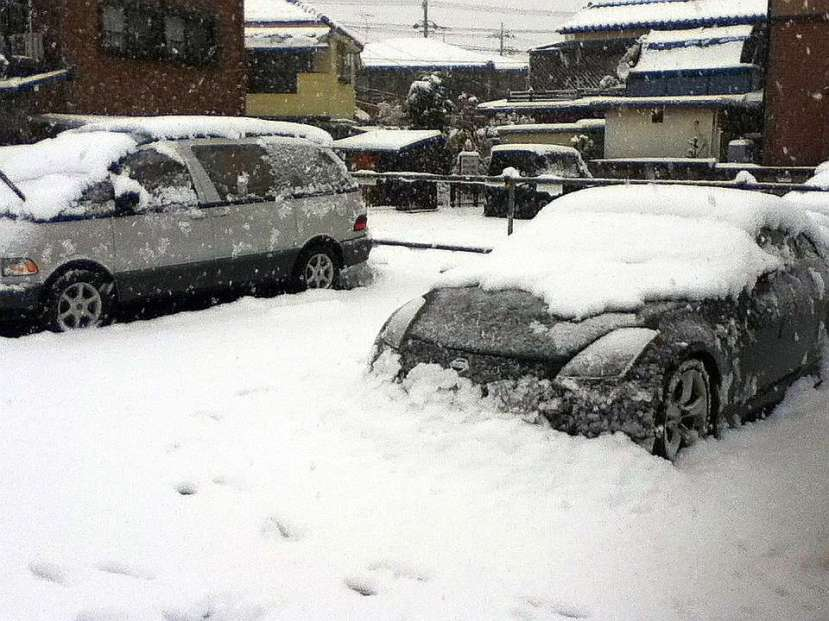 nevada japon kanagawa 14 enero 2013