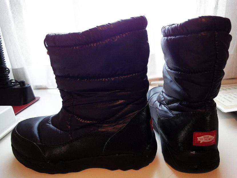 botas nieve vans