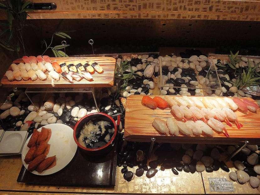 restaurante nanda buffet sapporo sushi