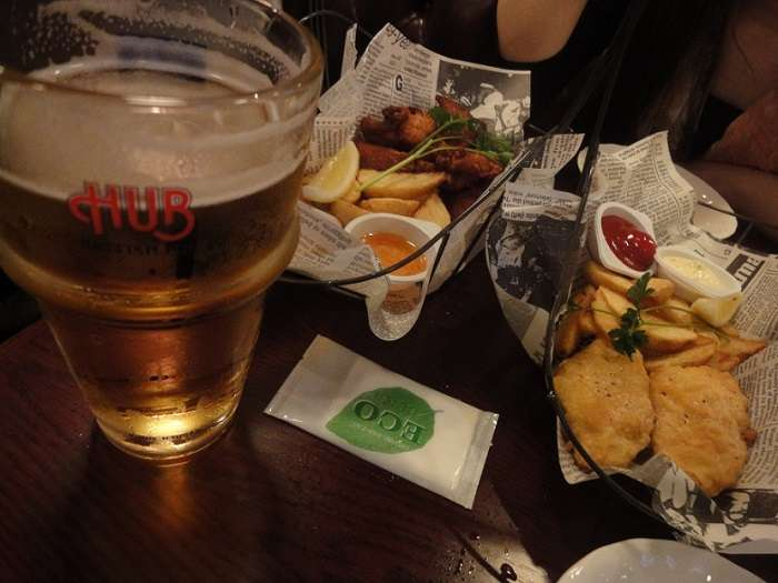 izakaya hub japon comida