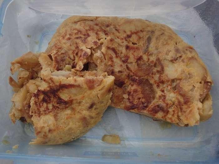 tortilla patatas picnic