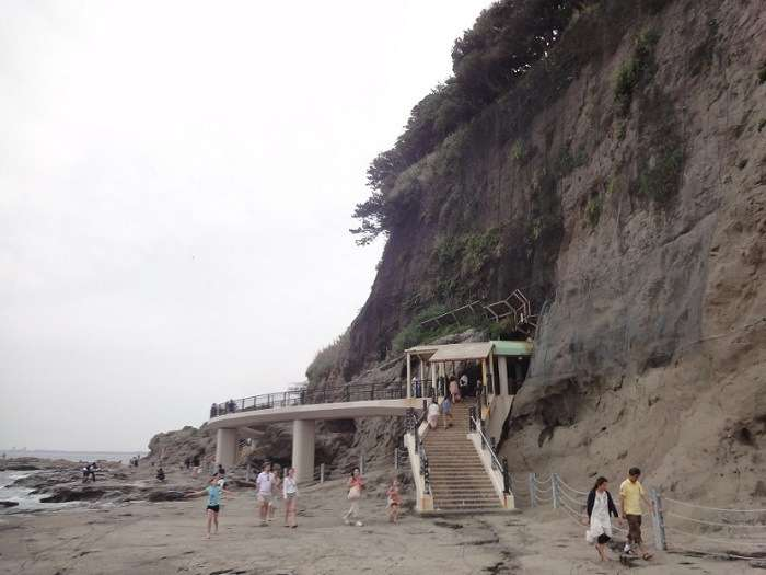Paseo Isla Enoshima