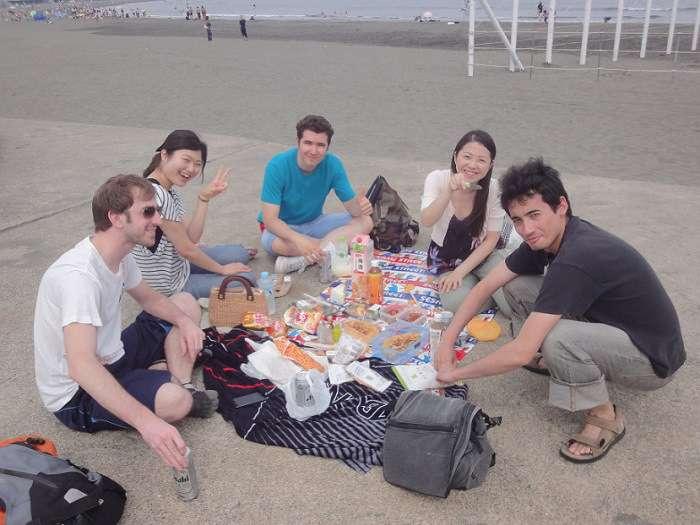Playa Enoshima