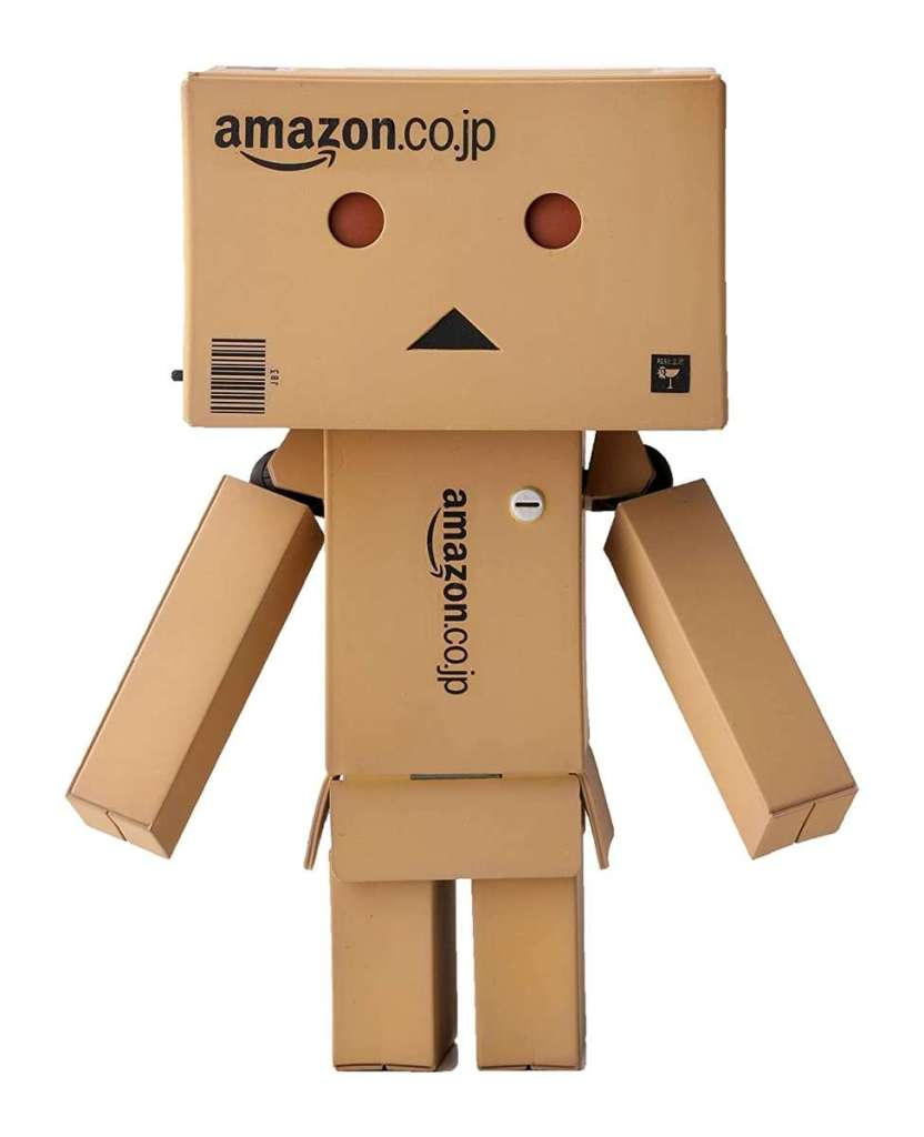 amazon japon mascota danbo