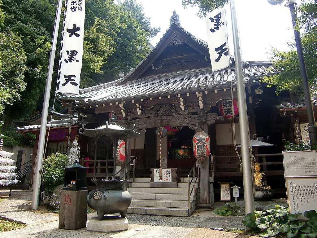 Templo Daienji edificio principal