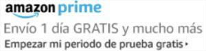 amazon prime periodo prueba gratis banner