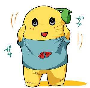 chiba funashi yuru kyara mascota