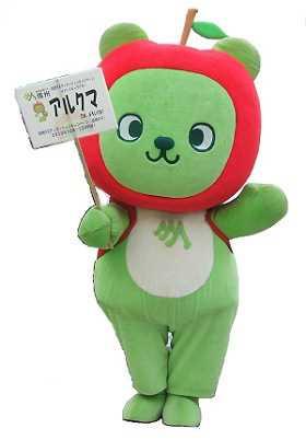 nagano yuru kyara mascota