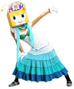 gifu yuru kyara mascota