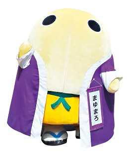 kyoto yuru kyara mascota