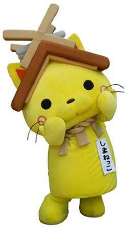 shimane yuru kyara mascota