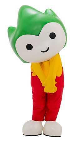 yamaguchi yuru kyara mascota