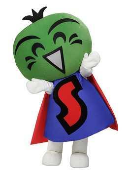 tokushima yuru kyara mascota