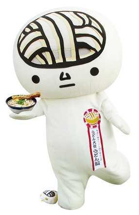kagawa yuru kyara mascota