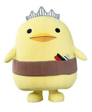 imabara yuru kyara mascota