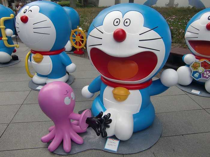 Exposición Doraemon Roppongi Hills