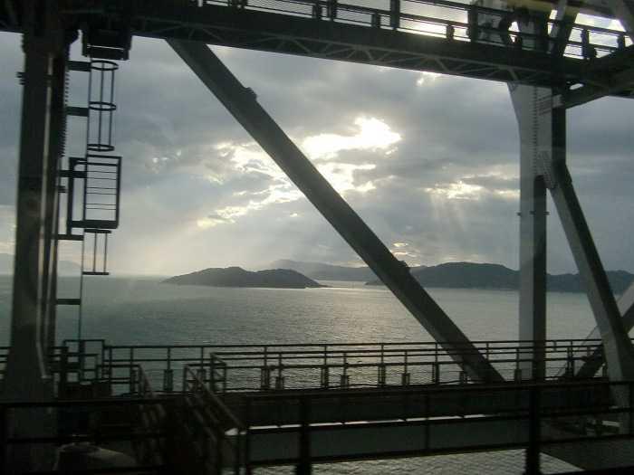 okayama takamatsu puente colgante bridge