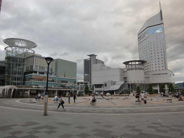 takamatsu shikoku plaza