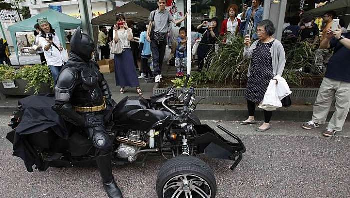 Chibatman Japon