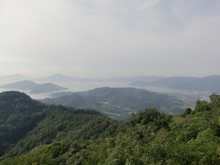 Imabari. Mirador Kirousan
