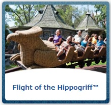 Flight of the Hippogriff atraccion