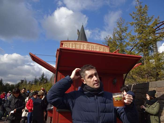 Wizarding World Harry Potter. Butterbeer