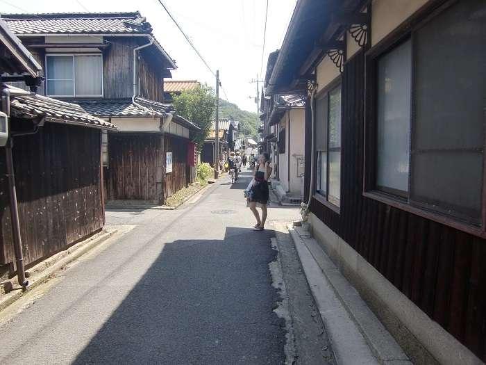 Naoshima calles