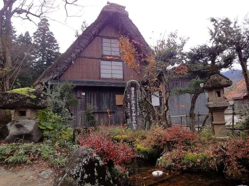 shirakawa minka casas arquitectura gasshou zukuri 10