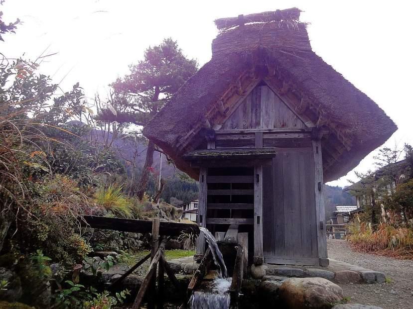 shirakawa minka casas arquitectura gasshou zukuri 13