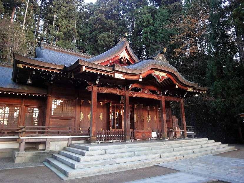 takayama santuario Sakurayama Hachimangu