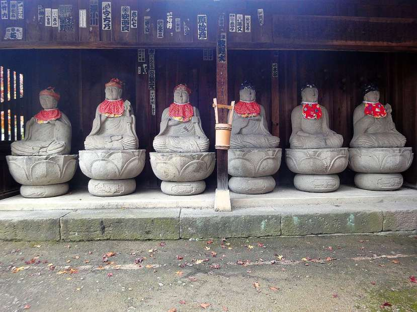 takayama templo Hida Kokubun-Ji