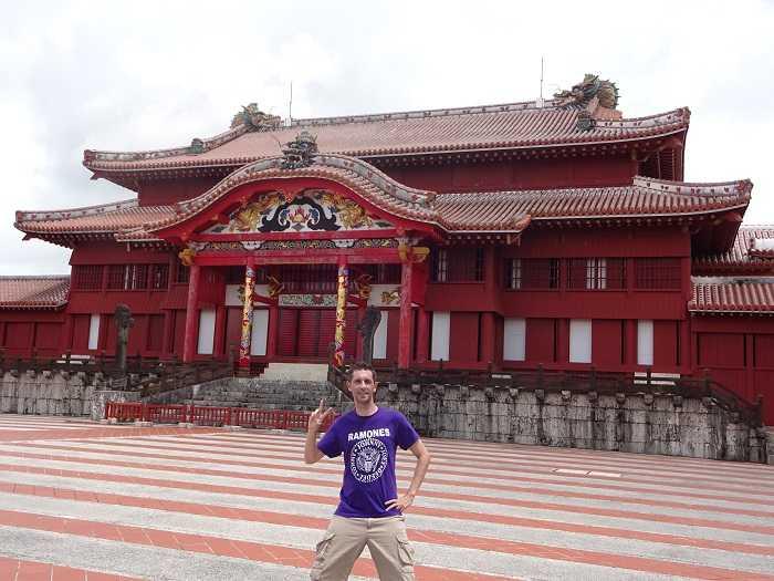 Castillo Shuri Okinawa 03