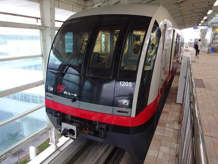 Monorail Yuireeru