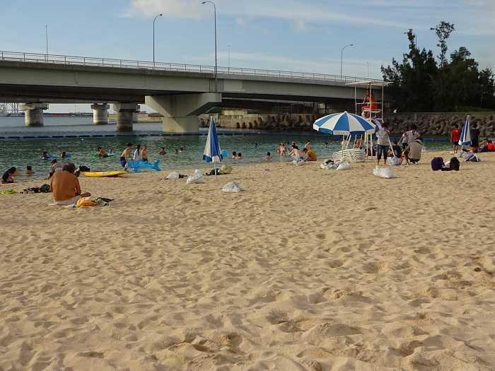 Naminoue beach Okinawa