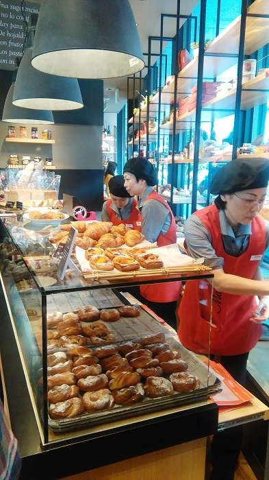 pasteleria mallorca tokyo panaderia