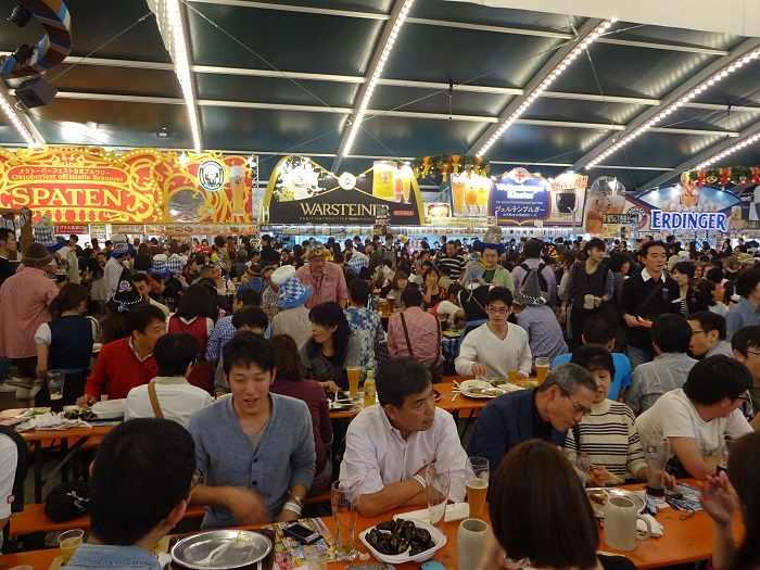 Oktoberfest Carpa