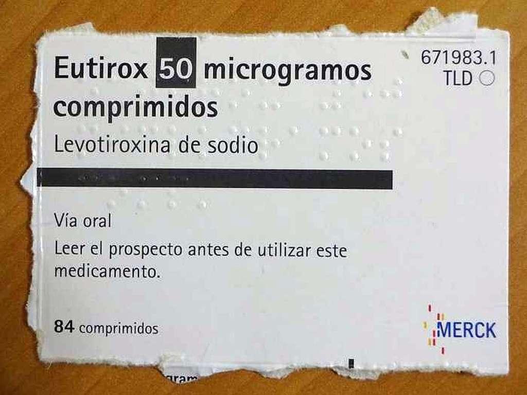 analisis sangre tiroides hipotiroidismo chirachin medicamento español