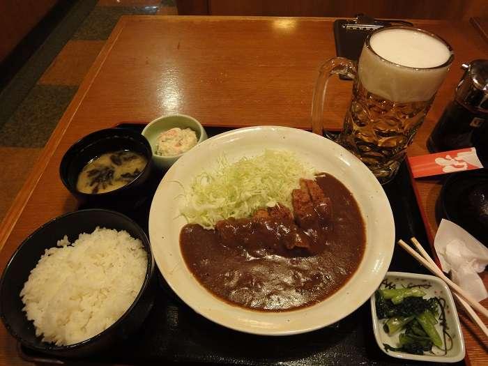 katsu karee curry japones