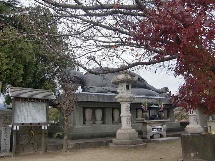 buddha nirvana shimabara 01