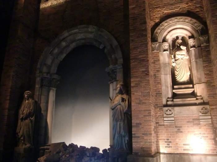 museo bomba atomica nagasaki catedral urakami restos