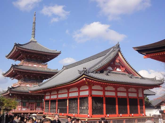 Kyoto Kizomizudera