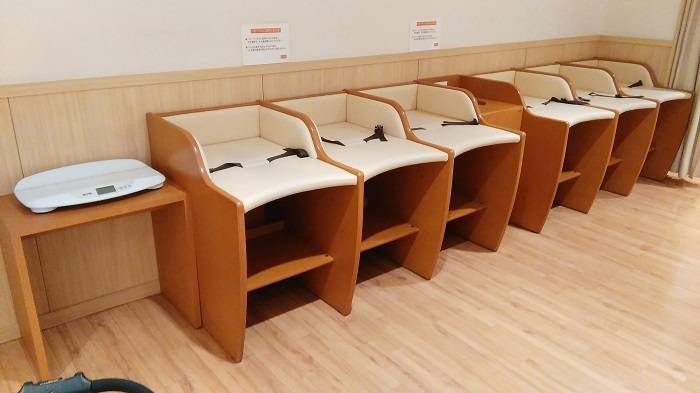 sala lactancia nursing room machida tokyo