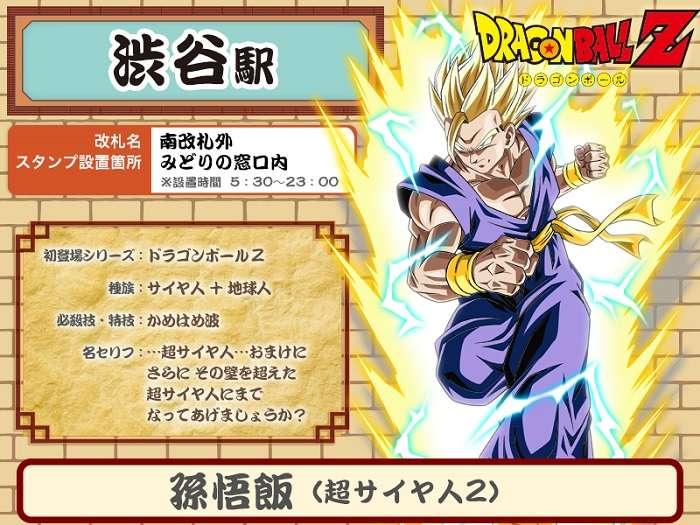 31-jr-east-dragon-balll-son-goku-super-saiyan-nivel-2-shibuya