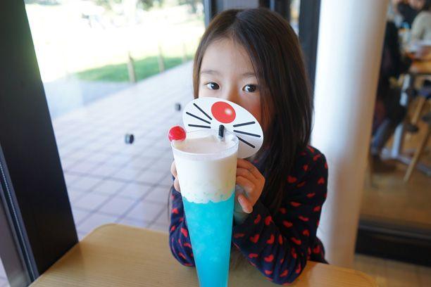 bebida doraemon blue