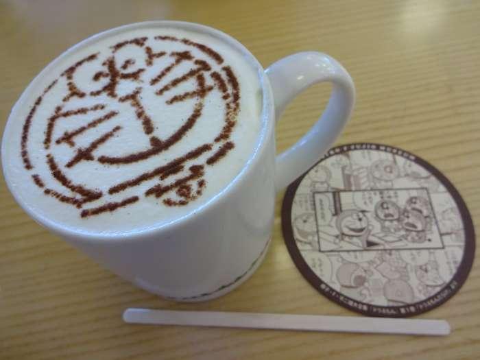 cafe doraemon museo cafeteria 2