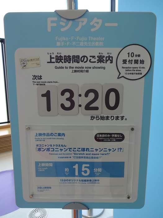 Cine Doraemon museo 01