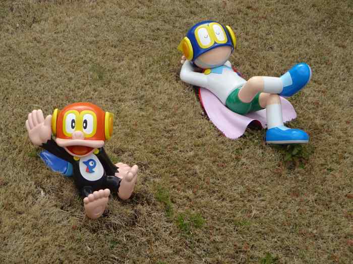 Museo Doraemon azotea 01