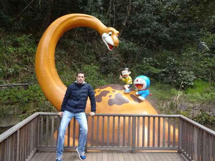 Museo Doraemon azotea 03