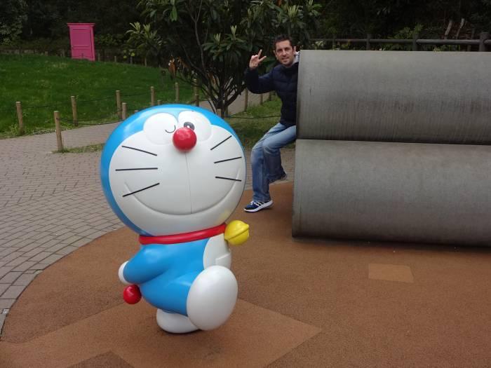 Museo Doraemon azotea 04